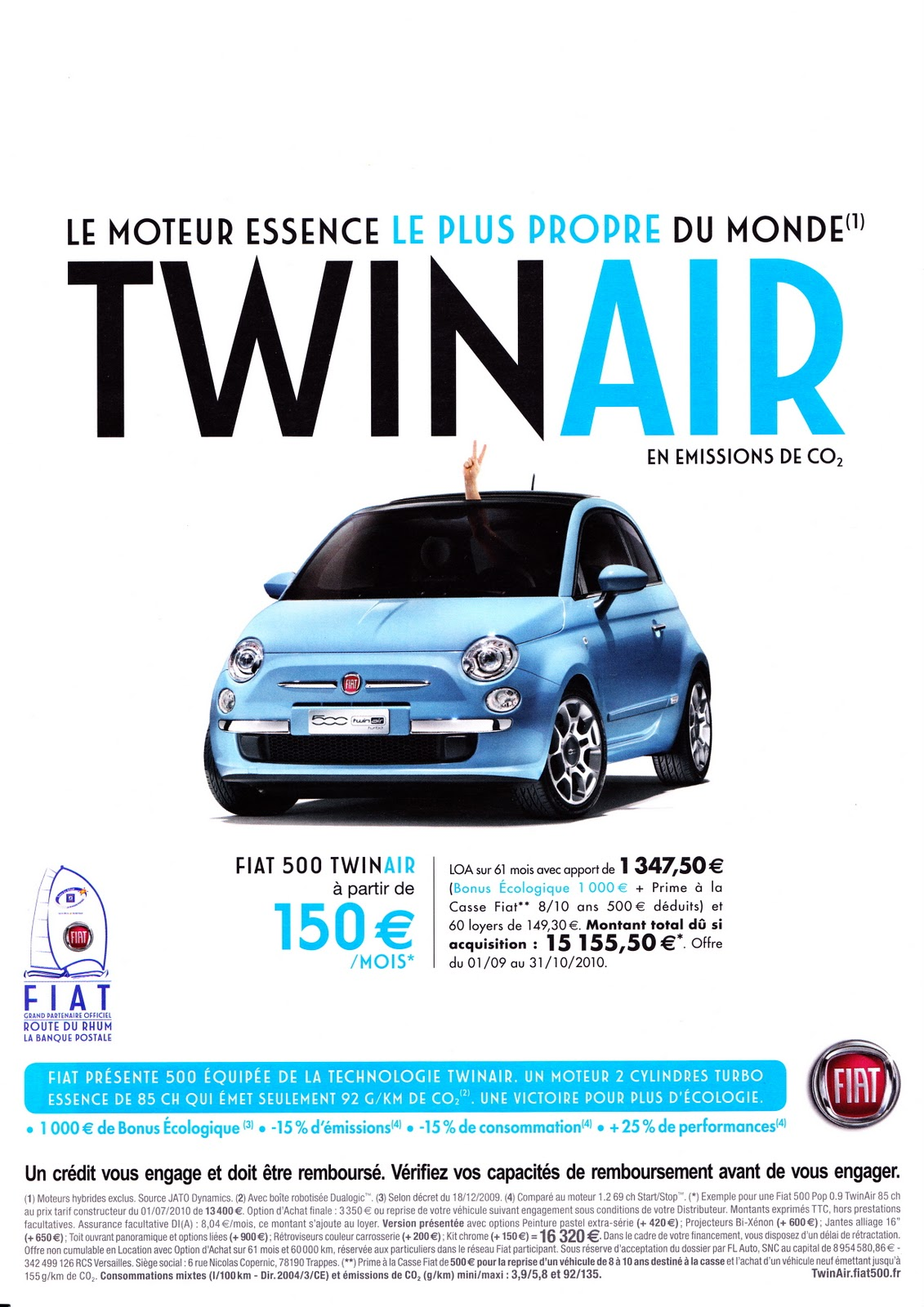 la fiat 500 twinair un moteur r volutionnaire vert mongr. Black Bedroom Furniture Sets. Home Design Ideas