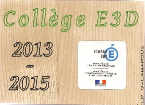 La labellisation E3D