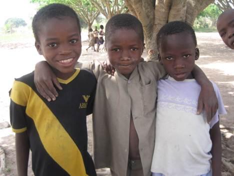 La vie des enfants à Notsé