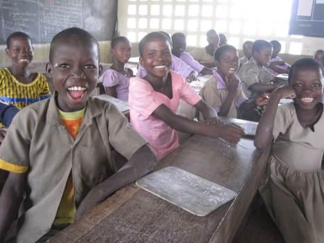 Les enfants du Togo