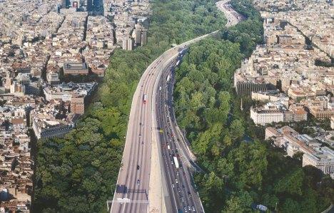 Les forêts urbaines Une solution face aux îlots de chaleur urbains PHOTO