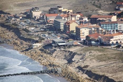 Villes côtières et changements climatiques un risque accru face aux risques de submersion PHOTO LACANAU