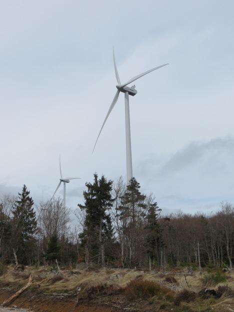 Les éoliennes 3
